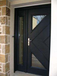 porte-aluminium-noir-vantail