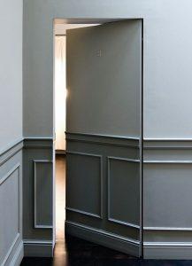 Porte camouflée