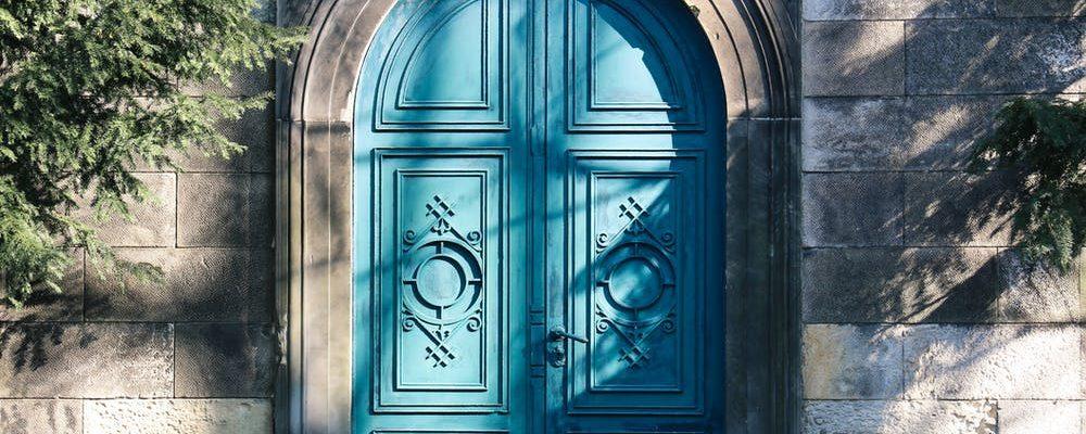 Les différents types de portes d'entrée